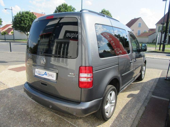Volkswagen Caddy 1.6 TDI 102CH BLUEMOTION FAP CONFORTLINE Gris Fonce Occasion - 9