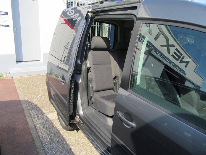Volkswagen Caddy 1.6 TDI 102CH BLUEMOTION FAP CONFORTLINE Gris Fonce Occasion - 10