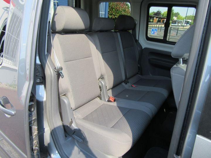Volkswagen Caddy 1.6 TDI 102CH BLUEMOTION FAP CONFORTLINE Gris Fonce Occasion - 11