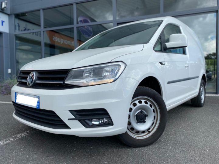 Volkswagen Caddy 2.0 TDI 150CH BUSINESS LINE PLUS Blanc - 1