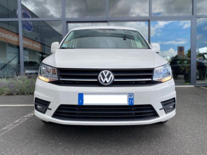 Volkswagen Caddy 2.0 TDI 150CH BUSINESS LINE PLUS Blanc - 2