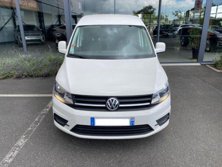 Volkswagen Caddy 2.0 TDI 150CH BUSINESS LINE PLUS Blanc - 3