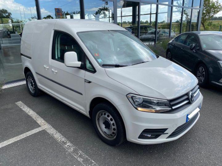 Volkswagen Caddy 2.0 TDI 150CH BUSINESS LINE PLUS Blanc - 5