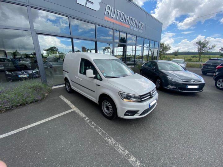 Volkswagen Caddy 2.0 TDI 150CH BUSINESS LINE PLUS Blanc - 7