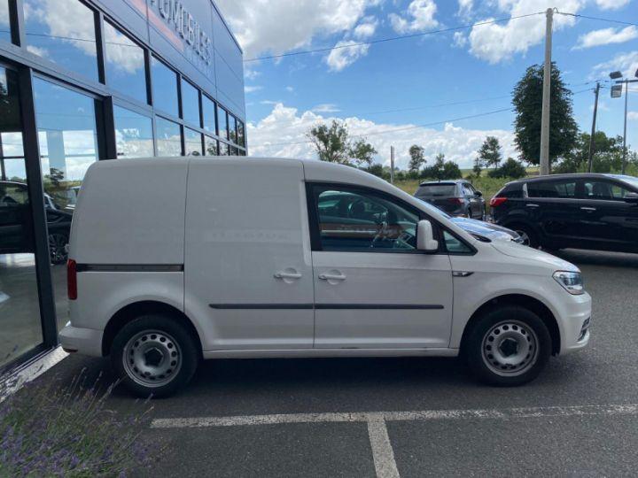 Volkswagen Caddy 2.0 TDI 150CH BUSINESS LINE PLUS Blanc - 8