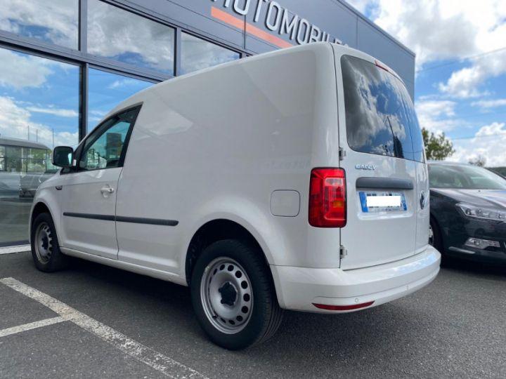 Volkswagen Caddy 2.0 TDI 150CH BUSINESS LINE PLUS Blanc - 10