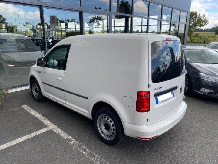 Volkswagen Caddy 2.0 TDI 150CH BUSINESS LINE PLUS Blanc - 11