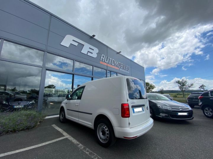 Volkswagen Caddy 2.0 TDI 150CH BUSINESS LINE PLUS Blanc - 12