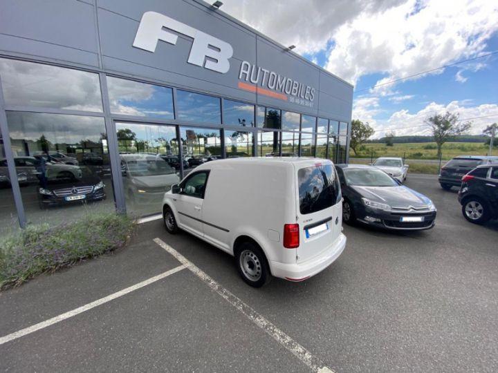 Volkswagen Caddy 2.0 TDI 150CH BUSINESS LINE PLUS Blanc - 13