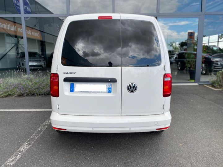 Volkswagen Caddy 2.0 TDI 150CH BUSINESS LINE PLUS Blanc - 14