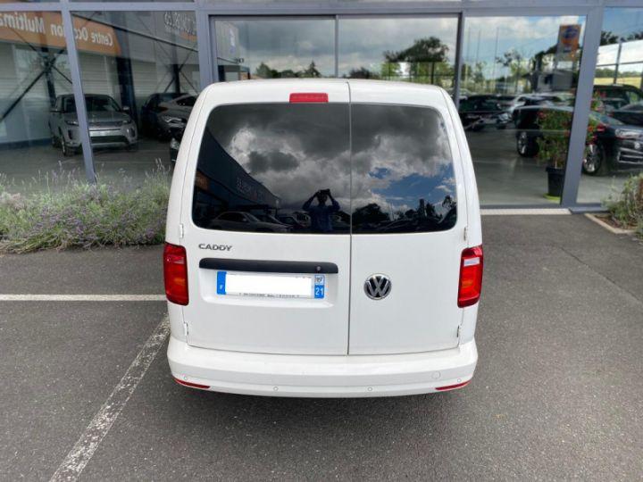 Volkswagen Caddy 2.0 TDI 150CH BUSINESS LINE PLUS Blanc - 15