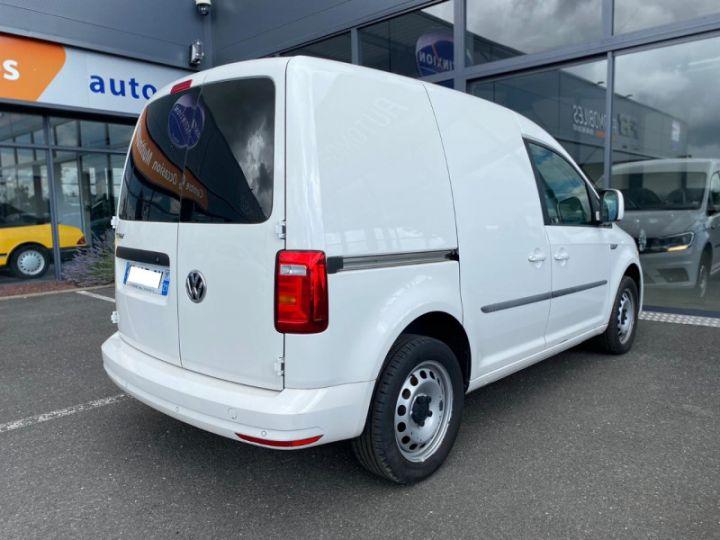 Volkswagen Caddy 2.0 TDI 150CH BUSINESS LINE PLUS Blanc - 16