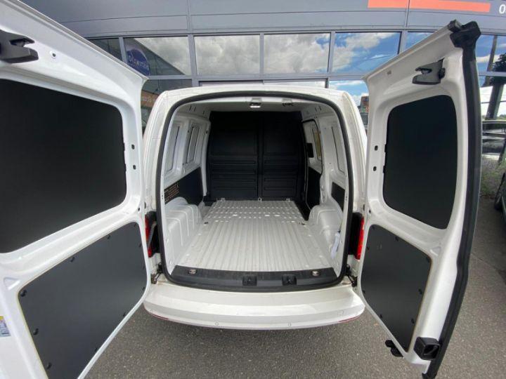 Volkswagen Caddy 2.0 TDI 150CH BUSINESS LINE PLUS Blanc - 17