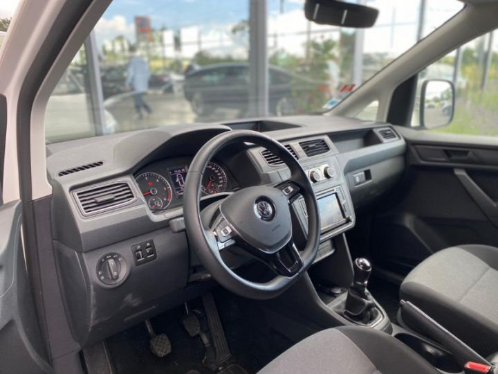 Volkswagen Caddy 2.0 TDI 150CH BUSINESS LINE PLUS Blanc - 19