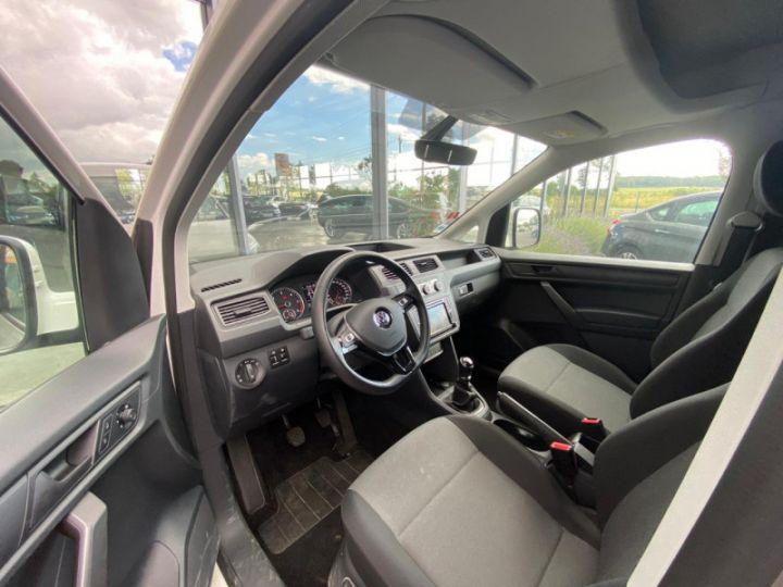 Volkswagen Caddy 2.0 TDI 150CH BUSINESS LINE PLUS Blanc - 20