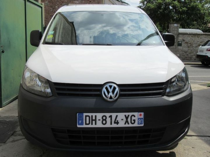 Volkswagen Caddy MAXI 1.6 TDI 102CH BUSINESS LINE BLANC Occasion - 6
