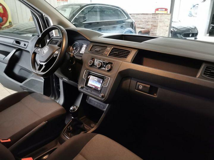 Volkswagen Caddy MAXI VAN 1.4 TSI 125 CV BV6 Gris - 7