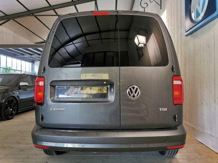 Volkswagen Caddy VAN 2.0 TDI 102 CV BUSINESS  Gris - 4