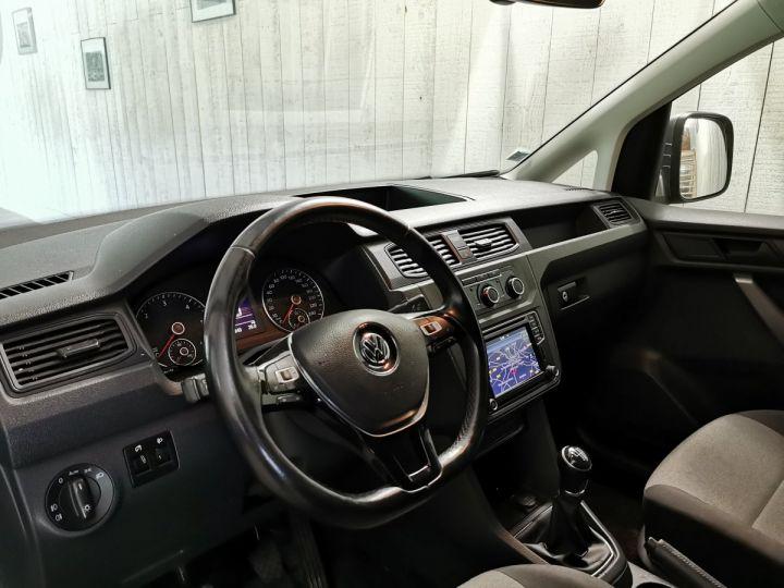 Volkswagen Caddy VAN 2.0 TDI 102 CV BUSINESS  Gris - 5