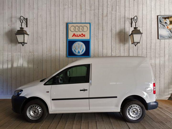 Volkswagen Caddy VAN 2.0 TDI 110 CV 4MOTION Blanc - 1