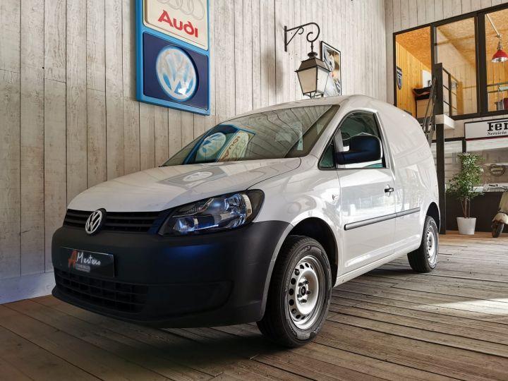 Volkswagen Caddy VAN 2.0 TDI 110 CV 4MOTION Blanc - 2