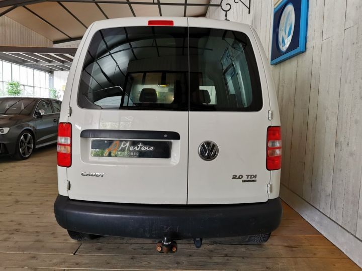 Volkswagen Caddy VAN 2.0 TDI 110 CV 4MOTION Blanc - 4