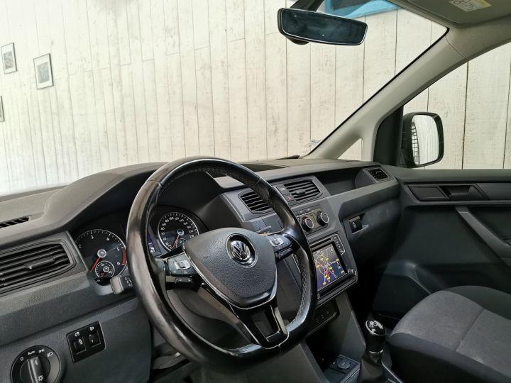 Volkswagen Caddy VAN 2.0 TDI 122 CV 4MOTION BV6 Gris - 5