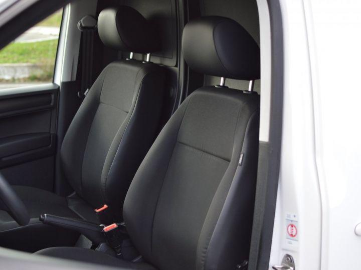 Volkswagen Caddy VW CADDY 2.0 TDI 102CH 1ère main PARK ASSIST CLIM RADAR CAMERA DISCOVER EXCELLENT ÉTAT TVA RÈCUP BLANC - 14