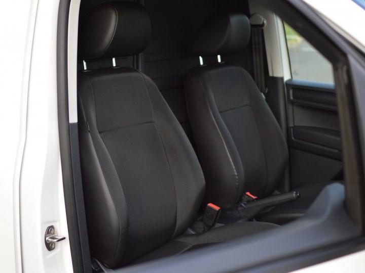 Volkswagen Caddy VW CADDY 2.0 TDI 102CH 1ère main PARK ASSIST CLIM RADAR CAMERA DISCOVER EXCELLENT ÉTAT TVA RÈCUP BLANC - 15