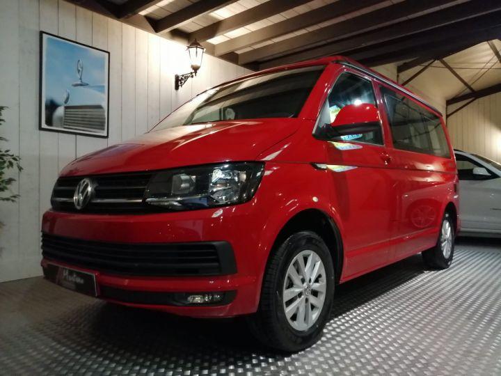 Volkswagen California 2.0 TDI 150 CV Beach Rouge - 2