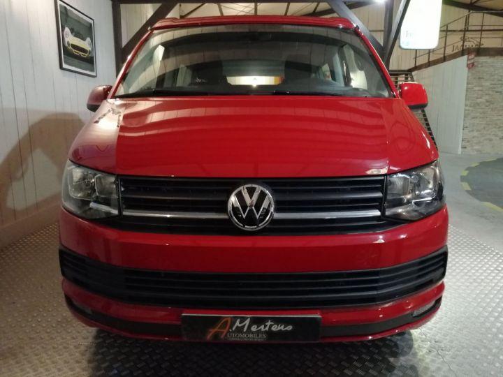 Volkswagen California 2.0 TDI 150 CV Beach Rouge - 3