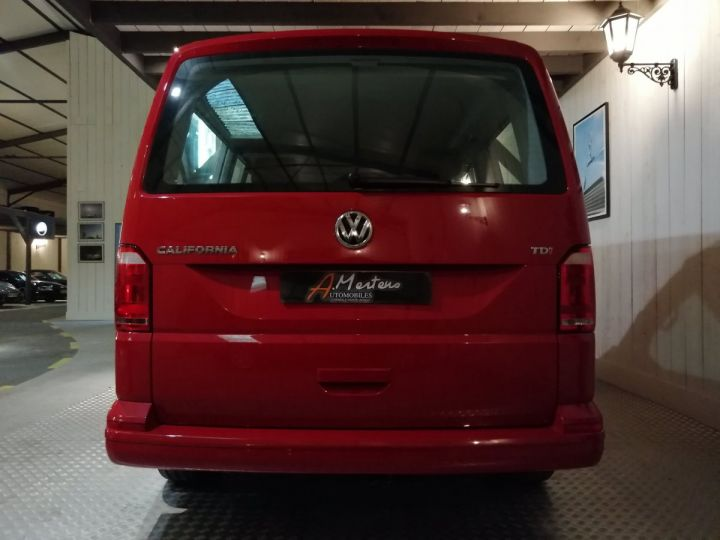Volkswagen California 2.0 TDI 150 CV Beach Rouge - 4