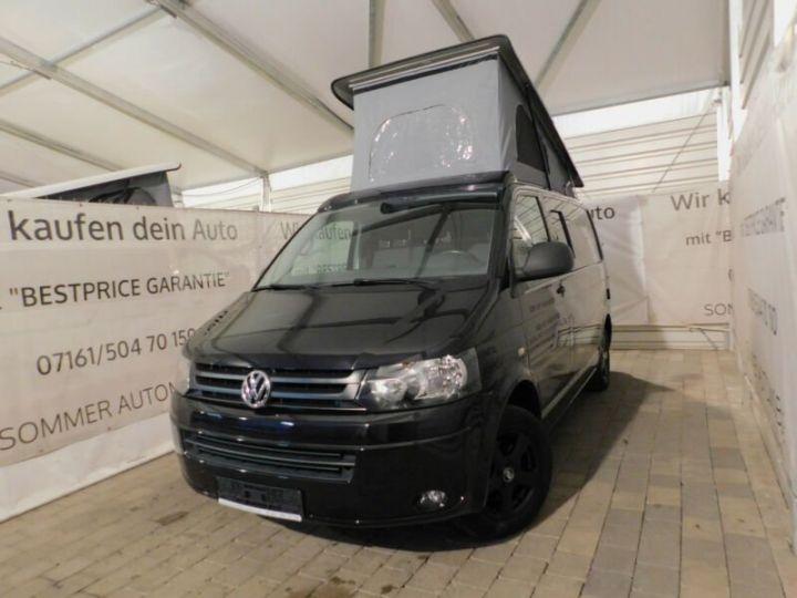 Volkswagen California T5, 36200Kms Noir Peinture métallisée - 4