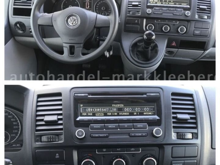 Volkswagen California # T5 CALIFORNIA *CAMPER , 1ere Main Blanc - 6
