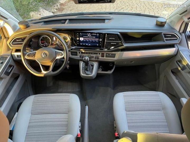 Volkswagen California t6.1 tdi 150 dsg edition Blanc - 3