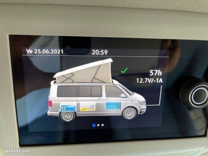 Volkswagen California t6.1 tdi 150 dsg edition Blanc - 9