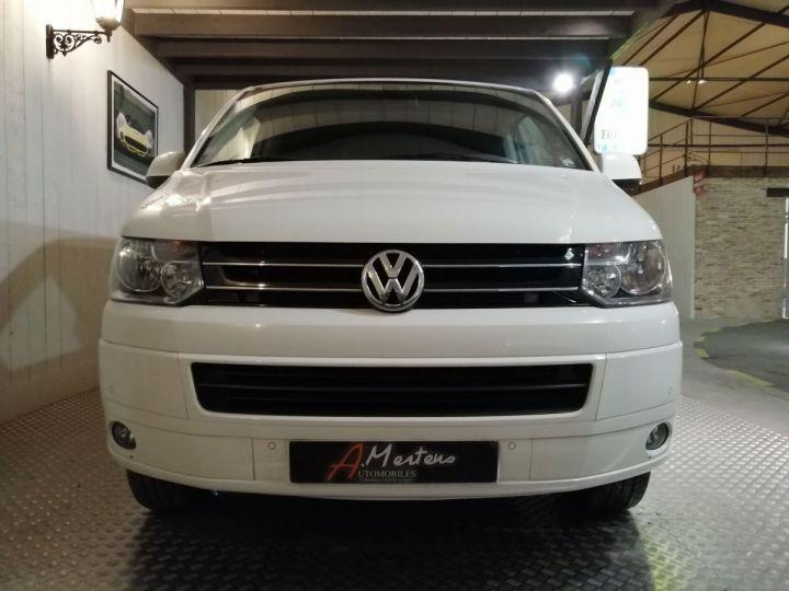 Volkswagen Caravelle 2.0 TDI 140 CV CONFORTLINE BV6 9PL Blanc - 3