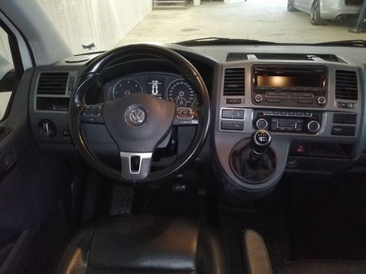 Volkswagen Caravelle 2.0 TDI 140 CV CONFORTLINE BV6 9PL Blanc - 5