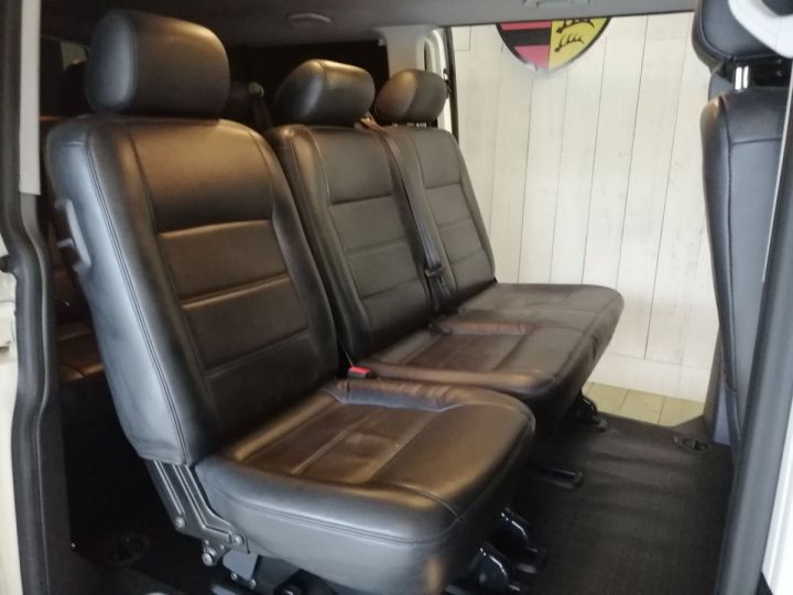 Volkswagen Caravelle 2.0 TDI 140 CV CONFORTLINE BV6 9PL Blanc - 8