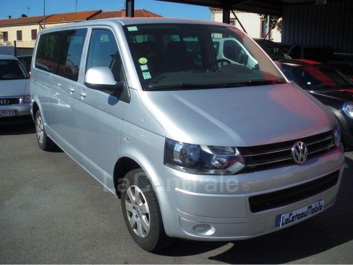 Volkswagen Caravelle MINIBUS LONG 2.0 TDI 140 BLUEMOTION TECHNOLOGY CONFORTLINE Gris Clair Metal - 2