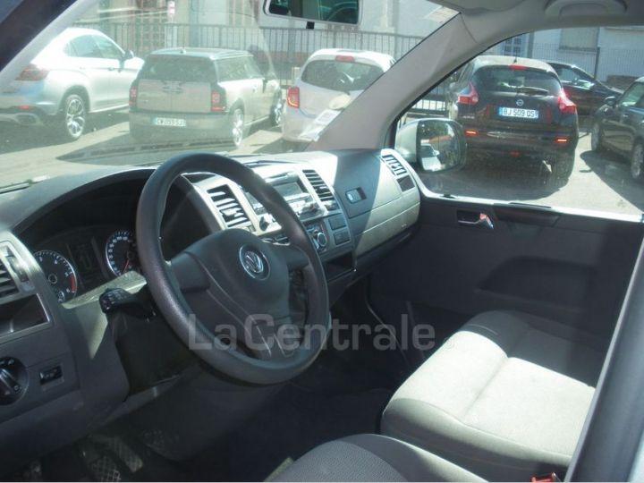 Volkswagen Caravelle MINIBUS LONG 2.0 TDI 140 BLUEMOTION TECHNOLOGY CONFORTLINE Gris Clair Metal - 4