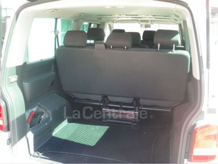 Volkswagen Caravelle MINIBUS LONG 2.0 TDI 140 BLUEMOTION TECHNOLOGY CONFORTLINE Gris Clair Metal - 5