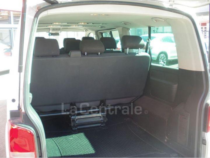Volkswagen Caravelle MINIBUS LONG 2.0 TDI 140 BLUEMOTION TECHNOLOGY CONFORTLINE Gris Clair Metal - 7