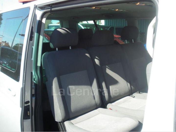 Volkswagen Caravelle MINIBUS LONG 2.0 TDI 140 BLUEMOTION TECHNOLOGY CONFORTLINE Gris Clair Metal - 8