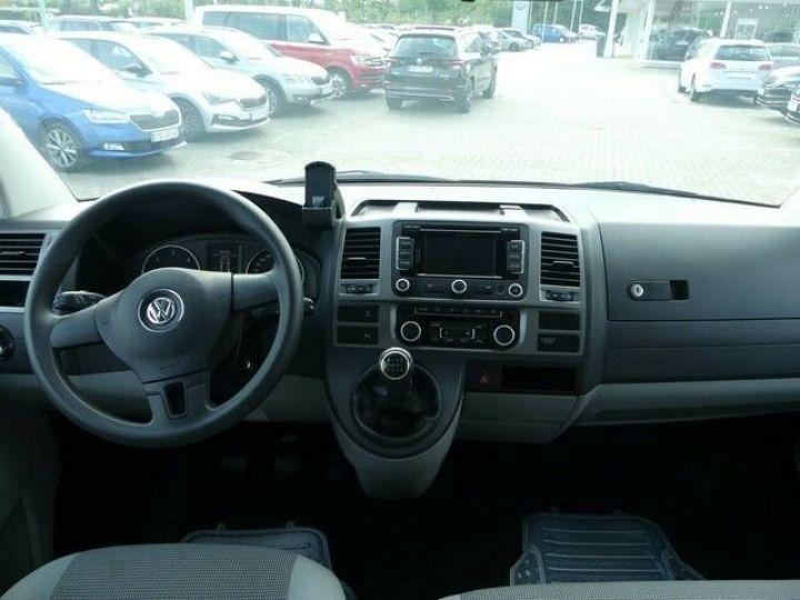 Volkswagen Caravelle T5 Caravelle LONG 2.0 TDI 140 Cv - 9 PLACES Noir - 6