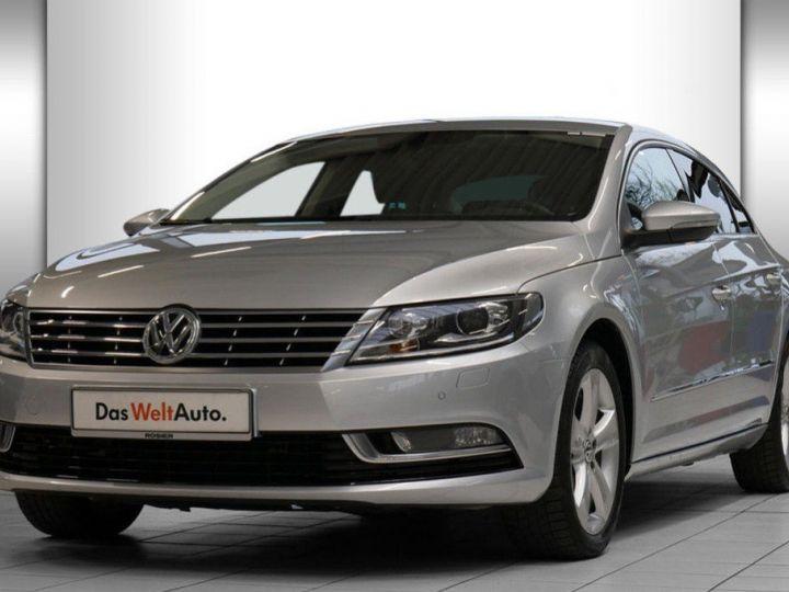 Volkswagen CC 1.4 TSI 150 ess 10/2016 gris métal - 1