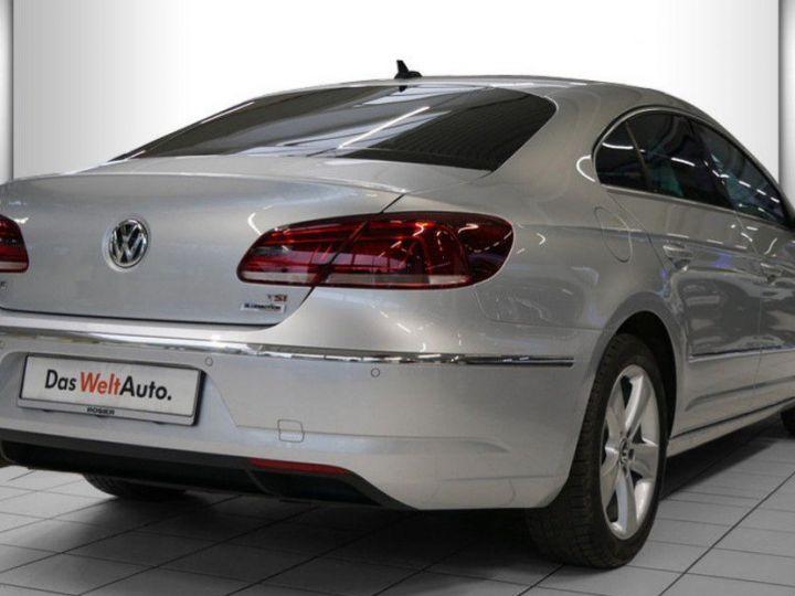 Volkswagen CC 1.4 TSI 150 ess 10/2016 gris métal - 2