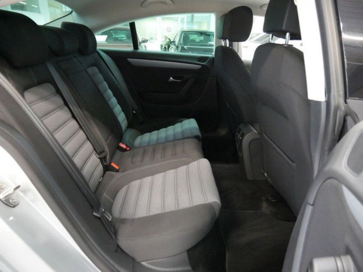 Volkswagen CC 1.4 TSI 150 ess 10/2016 gris métal - 5