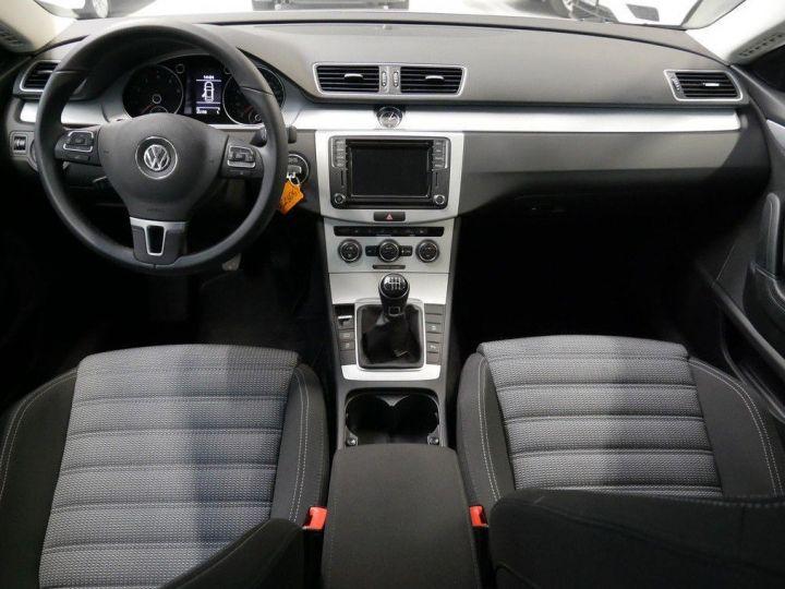 Volkswagen CC 1.4 TSI 150 ess 10/2016 gris métal - 6