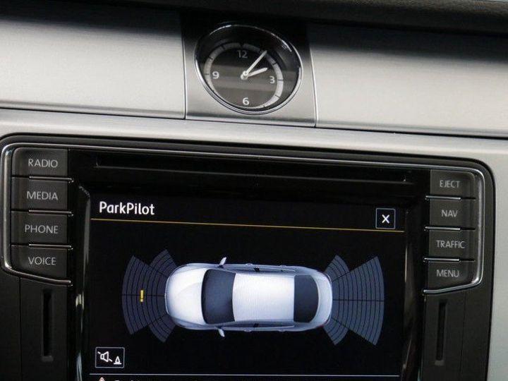Volkswagen CC 1.4 TSI 150 ess 10/2016 gris métal - 9